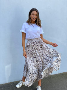 Spicy Sugar - Zenia Maxi Skirt