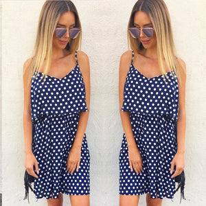 Oscar St - Polka Dot Sun Dress