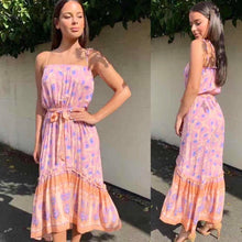 Pink Diamond - Darcy Maxi Dress