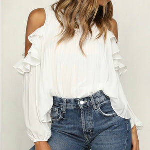 Here Comes The Sun - Melia Blouse