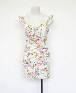 Sweet Pot - Sienna Floral Mini Dress