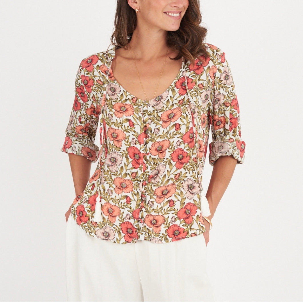 Label Of Love - Sabine Top