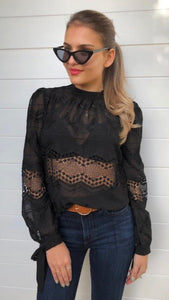 Spicy Sugar - Bethannie Blouse