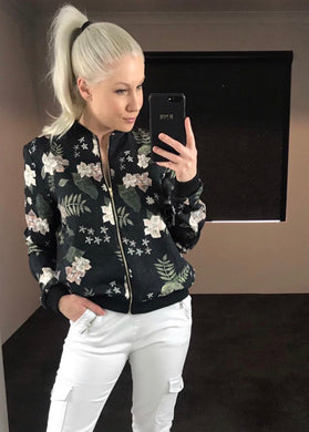 Spicy Sugar - Franki Bomber Jacket
