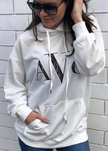 Refuge - Ave Oversized Hoodie