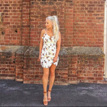 Here Comes The Sun - Peony Dress