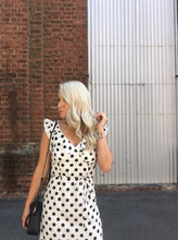 Whyte Valentine - Spot This Midi Dress