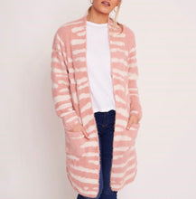 Label Of Love - Estelle Fluffy Knit Cardi