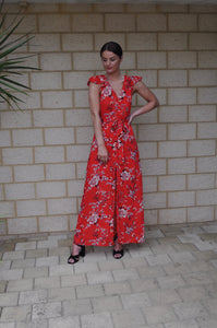 Blossom - Noelle Maxi Dress - Dilux Designs