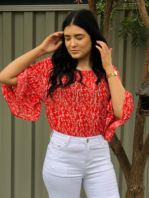 My Girl - Blossom Blouse