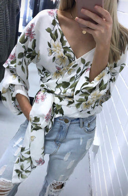 Fuse - Rebel Wrap Blouse