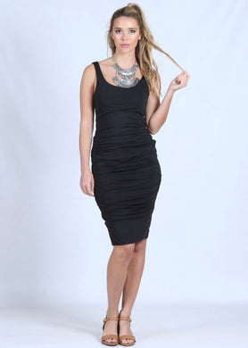 Spicy Sugar - Black Magic Bodycon Dress