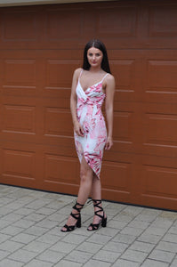 Blossom - Yasemin Midi Dress - Dilux Designs