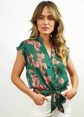 Spicy Sugar - Nina Floral Blouse