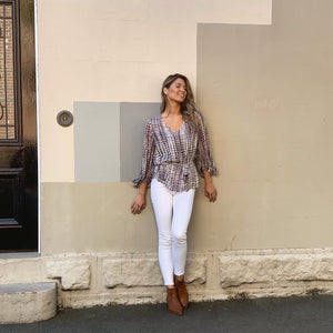 Spicy Sugar - Mirella Blouse