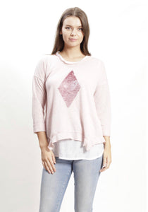 Spicy Sugar - Marisol Top with underlay
