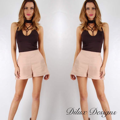 Spicy Sugar - Basics Shorts - Dilux Designs