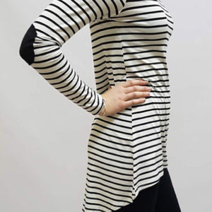 Spicy Sugar - Nautical Mullet Top - Dilux Designs