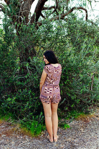 Rumor - Aztec Playsuit - Dilux Designs