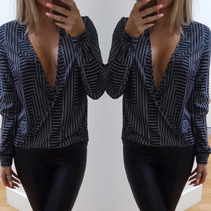 Spicy Sugar - Crossing Over Blouse - Dilux Designs