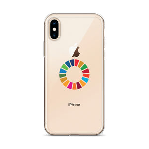 United Nations Sustainable Development Goals Logo iPhone Case