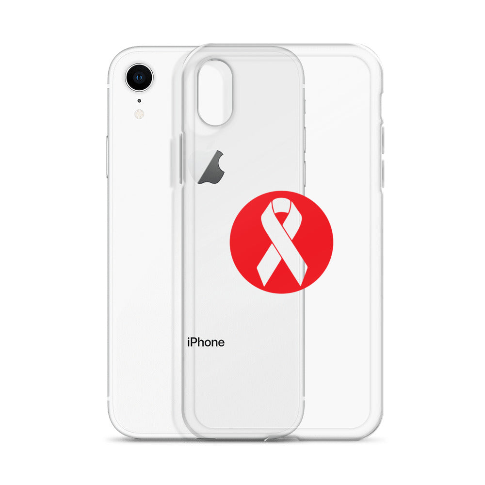 Beat Cancer Logo iPhone Case