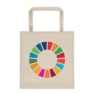 United Nations Sustainable Development Goals Logo Tote bag
