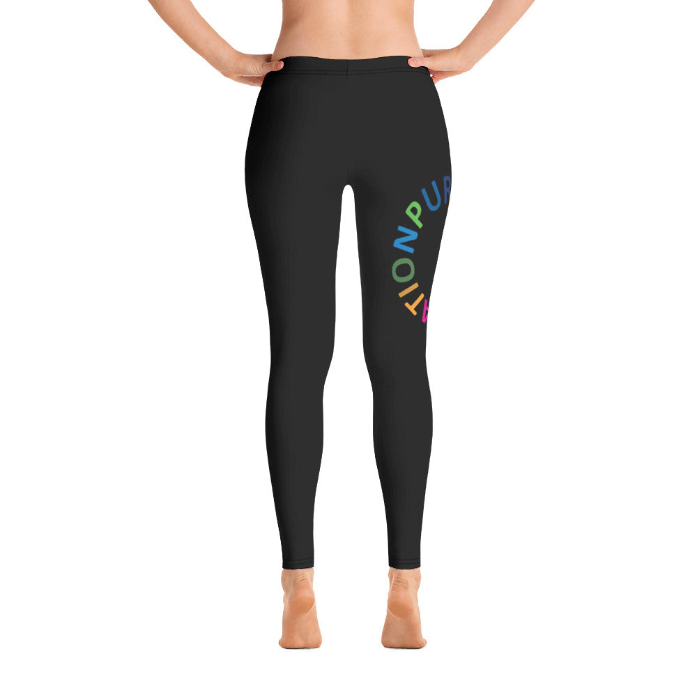 Purpose Generation United Nations Sustainable Development Goals Leggings
