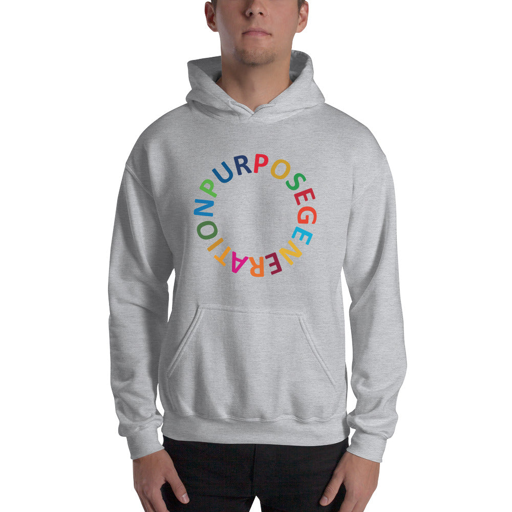Purpose Generation Hooded Sweatshirt (Print)