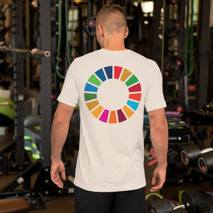 Purpose Generation United Nations Sustainable Development Goals (SDG) Short-Sleeve Men's T-Shirt