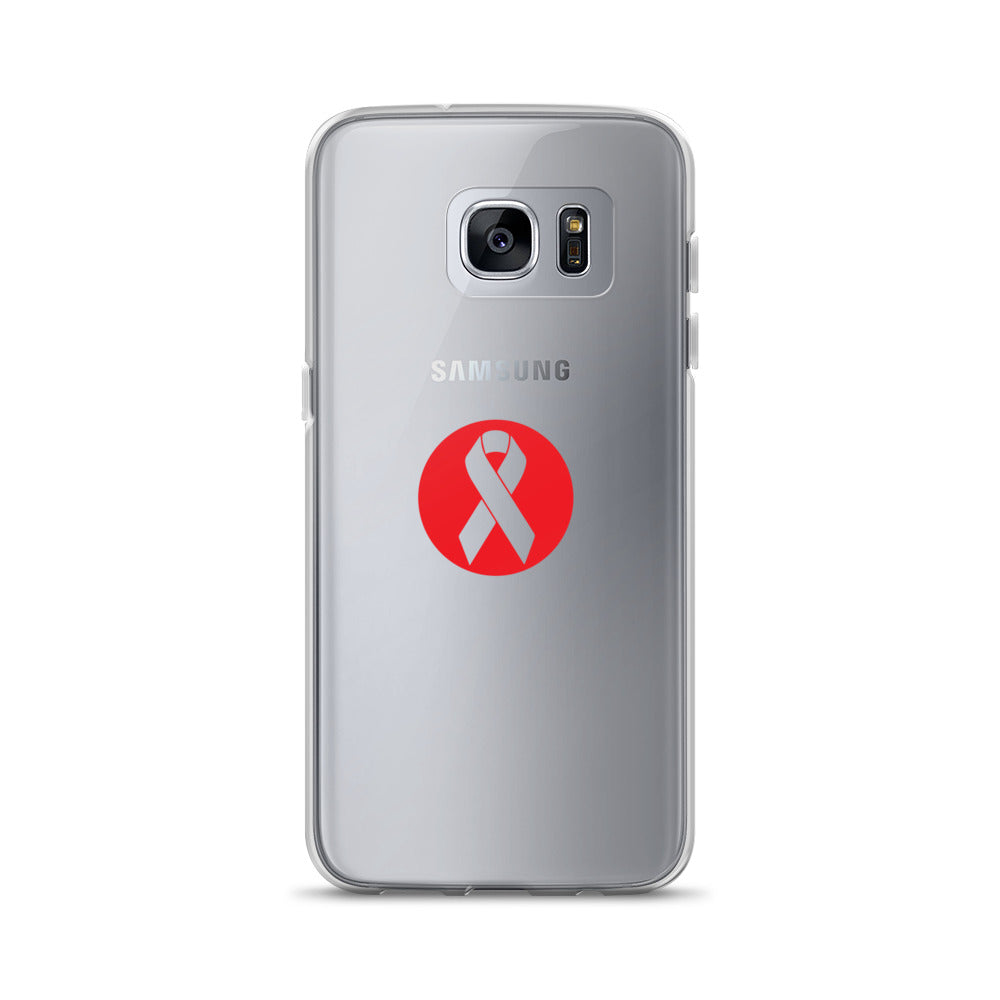 Beat Cancer Samsung Case
