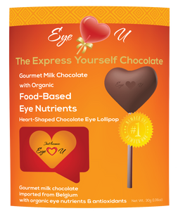 Milk Chocolate - Heart Shaped (12 packs)