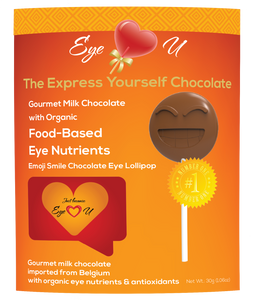Milk Chocolate - Emoji Smile (12 packs)