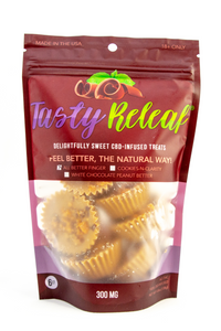6ct- 50mg CBD Infused Treats