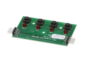BKI T0178 TIMER 4 CHANNEL ADD-ON BOARD