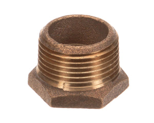 CLEVELAND 02570 BUSHING;HEX;1X3/4 IN BRASS