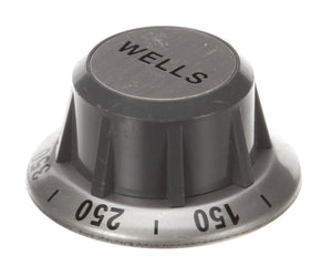 WELLS 2R-39009 KNOB CONTROL ASSEMBLY GAS GRI