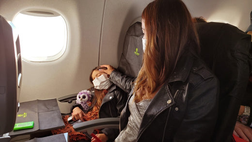 10 Ways to Avoid Germs on a Plane in 2021