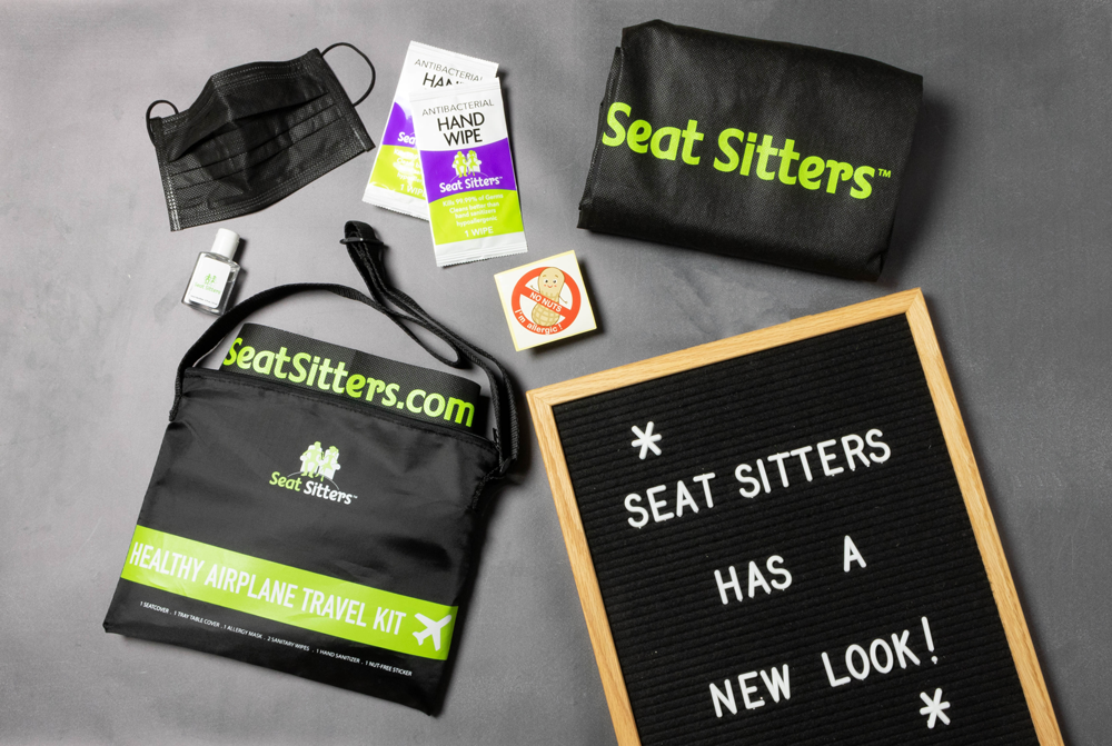 What's New in the Seat Sitter Travel Kit?