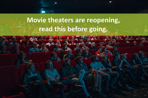 Read this before going to movie theaters