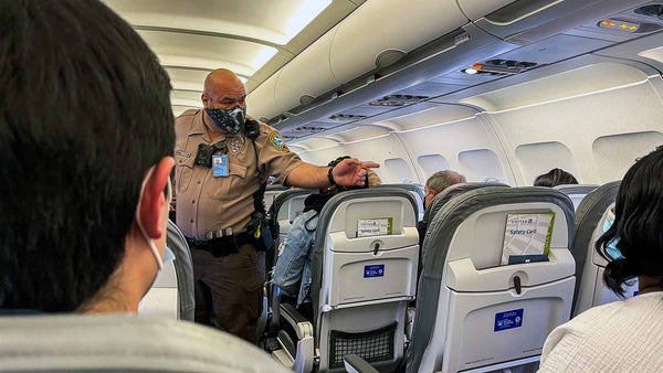 unruly passengers on airline flights
