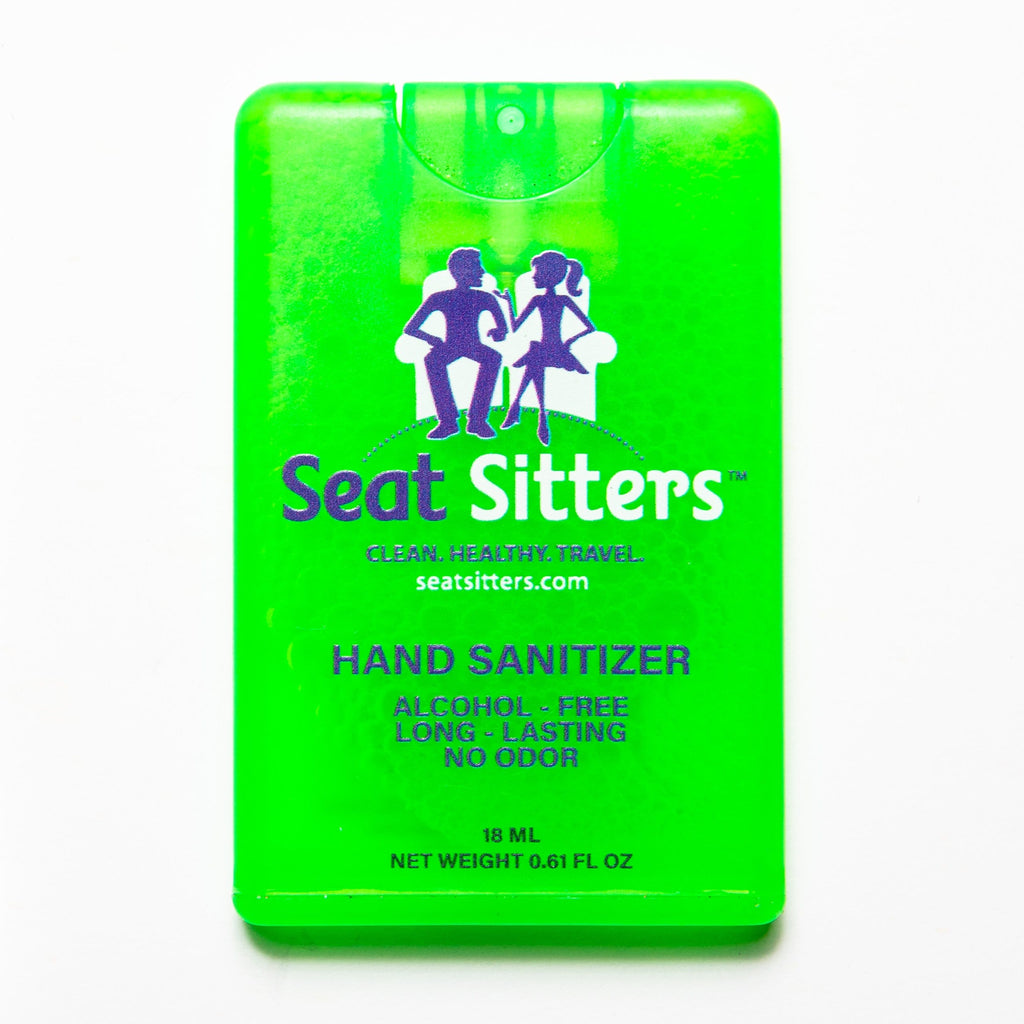 Credit Card Hand Sanitizer (No Alcohol)