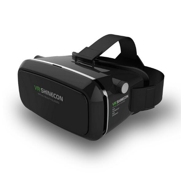 VR shinecon Pro Version VR Virtual Reality 3D Glasses - A&M Executive Services LLC