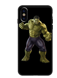 Lavaza Marvel Deadpool Gamora Banner Loki Silicone Case for iPhone 5 5S 6 6S Plus 7 8 X XS Max XR - A&M Executive Services LLC