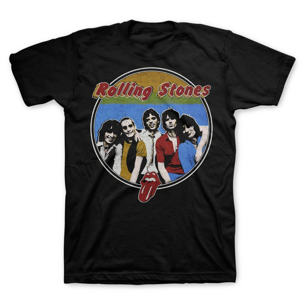 Rolling Stones | 78 Band - Respectable T-Shirt - A&M Executive Services LLC