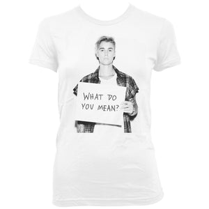 Justin Bieber | Wdym  T-Shirt - A&M Executive Services LLC