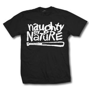 Naughty By Nature | Logo T-Shirt - A&M Executive Services LLC