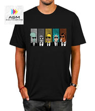 Load image into Gallery viewer, Anime rick morty t-shirt Cool TV Tee Men Tees Shirt Couple Geek BoJack Horseman Short Sleeve T Shirt Boyfriend's Tees - A&M Executive Services LLC