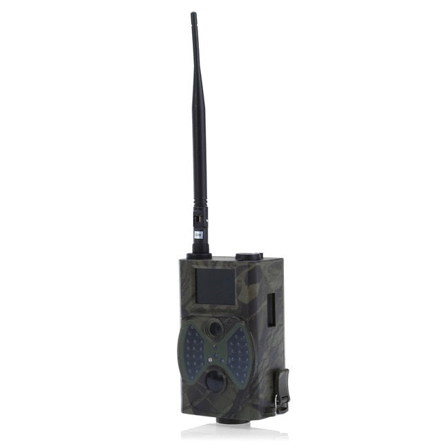 Outlife HC300M Hunting Trail Camera Email MMS GSM Trap Camera 12MP 1080P Night Vision GPRS Infrared Wild Hunting Camera Wildlife - A&M Executive Services LLC