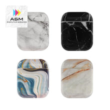 Load image into Gallery viewer, Earphone Case For Airpods 2 Case Luxury Marble Hard Headphone Case Protective Cover Accessories - A&M Executive Services LLC
